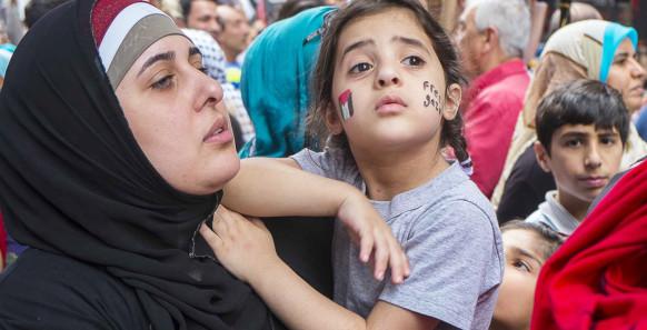 Stop the Israeli invasion ofGaza!