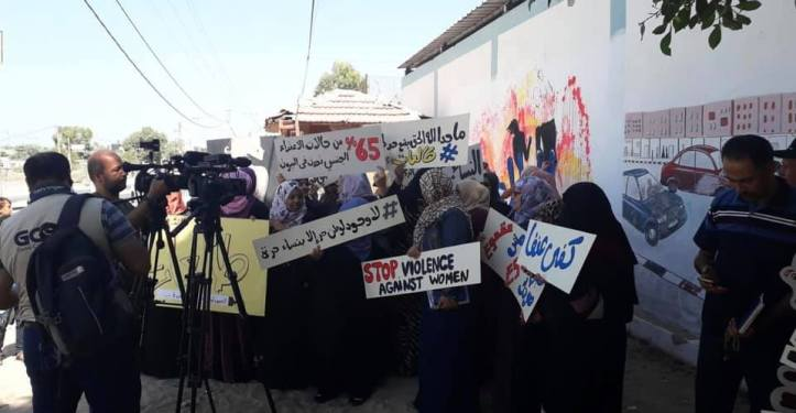 palestine feminists