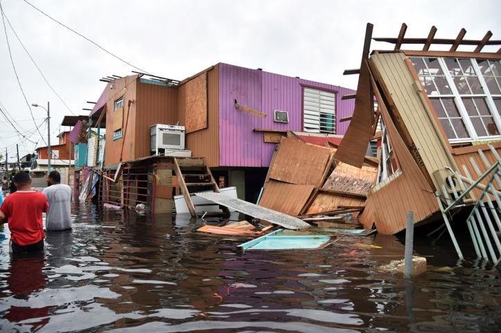 Sept. 2019 Hurricane Maria P.R. (Hector Retamal-AFP-Getty)