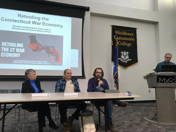 Nov. 2019 Antiwar panel