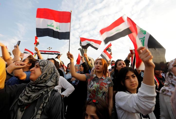 Nov. 2019 Iraq (Reuters)