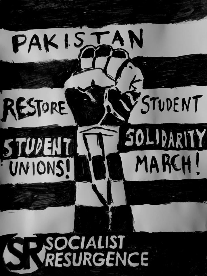 Nov. 2019 Pakistan solidarity