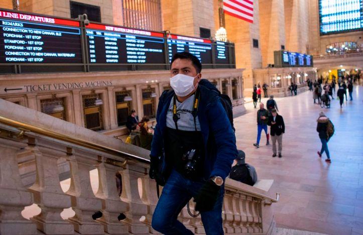 March 2020 Corona Grand Central