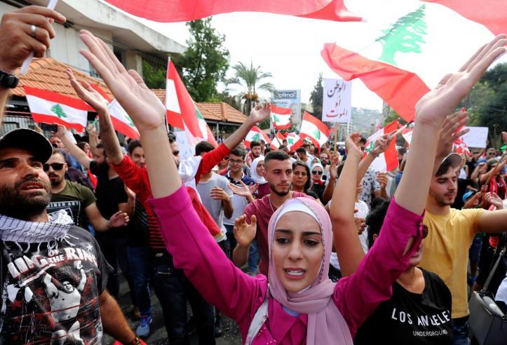 March 2020 Lebanon (Reuters)