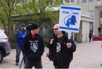 Anti-semetic signs Ohio
