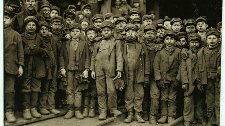 April 2020 Breaker boys Pa Coal (Lewis Hine:Library Congress)