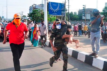 May 2020 India evacuation (AFP)