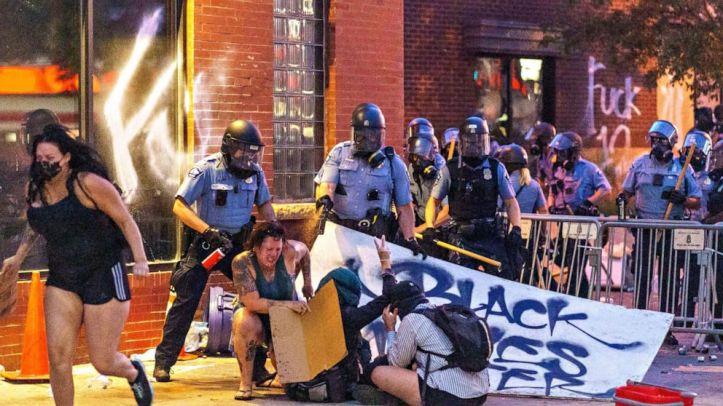 May 2020 Minn cops (Kerem Yucel:AFP:Getty)