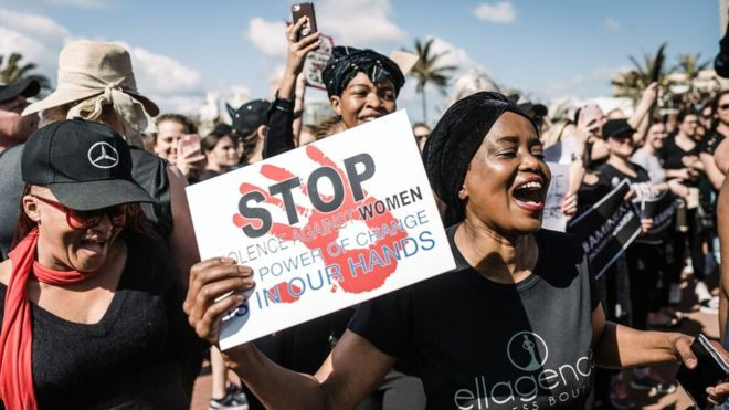 May 2020 Women S Africa (BBC)