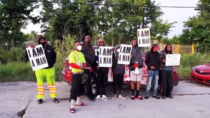 N. Orleans (GoFundMe : Democ. Now!)