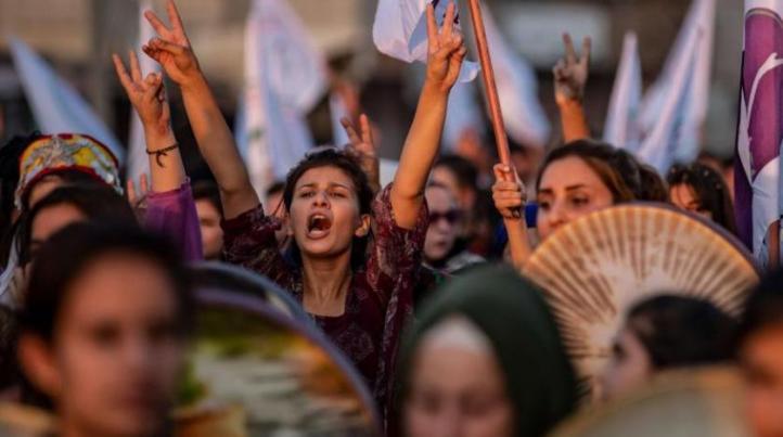 Syria Qamishli Jan 2020 (AP)